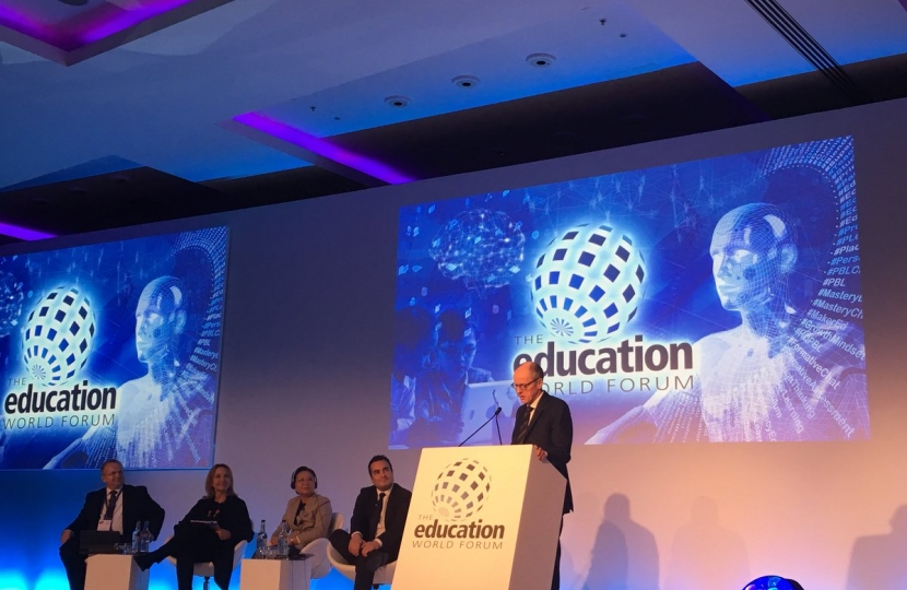 Education World Forum Conf